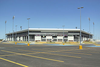 Nuevo Laredo - Ciudad Deportiva Baseball Park