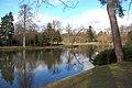 Claremont Landscpe Gardens lake 20120224.jpg