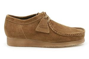 Suede - Suede shoe by Clark's
