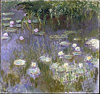 Water Lilies, 1922, Toledo Museum Of Art