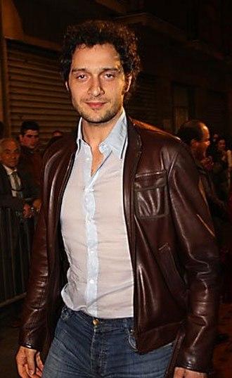 Claudio Santamaria - Santamaria in 2008