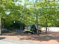 Cleaning the pavements at Bugerstrasse - geo.hlipp.de - 21141.jpg