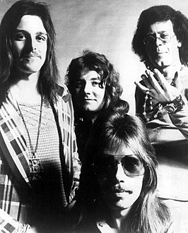 Climax Blues Band in 1974