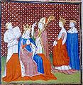 Clotaire III Saint Bathild.jpg