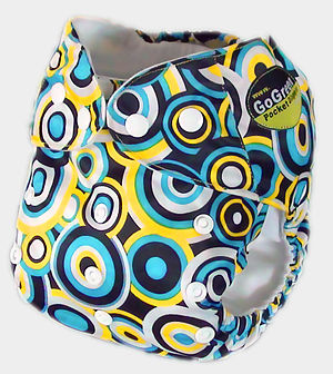 English: Cloth Diaper