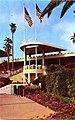 Club House Entrance, Hollywood Park Race Track, photo by Hubert A. Lowman (NBY 3203).jpg