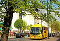 Coaches, College Square North, Belfast (5) - geograph.org.uk - 1266645.jpg