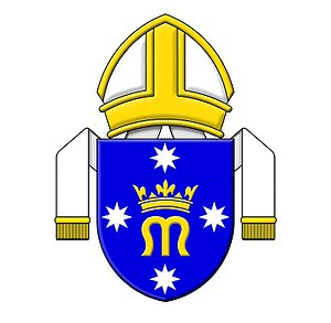 Personal Ordinariate of Our Lady of the Southern Cross - Image: Coat Of Arms Ordinariate Of Our Lady Of Southern Cross
