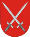 Coat of arms of Jeļskas rajons