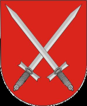 Yel'sk, Belarus - Image: Coat of Arms of Jelsk, Belarus