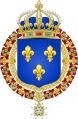 Coat of Arms of Kingdom of France.svg
