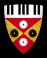 Coat of Arms of Sir Elton Hercules John, CBE.png