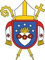 Coat of arms of Diocese of Bereina.jpg