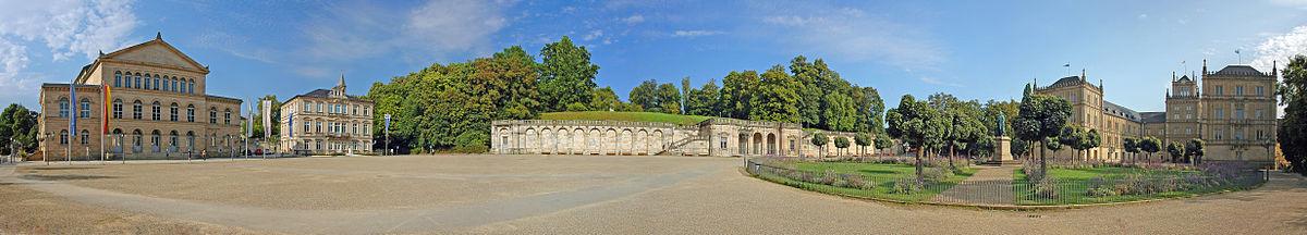 Coburg - Residenzplatz - Panorama.jpg