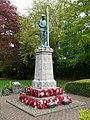 Cofeb Ryfel Llandrindod - Llandrindod Wells War Memorial.JPG
