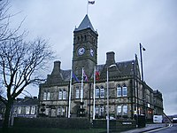 Colne Town Hall - geograph.org.uk - 666839.jpg