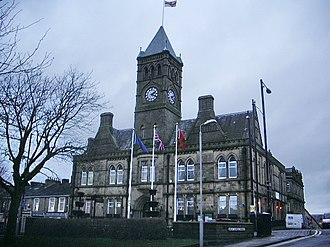 Colne - Colne Town Hall