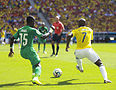 Colombia and Ivory Coast match at the FIFA World Cup 2014-06-19 (22).jpg
