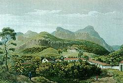 378ab71e8 Nova Friburgo durante sua colonização suíça e alemã