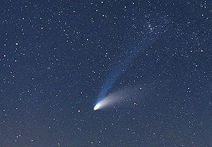 Comet Hale Bopp