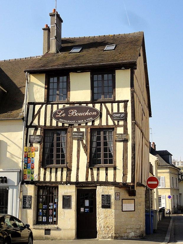 Monument historique à Compiègne