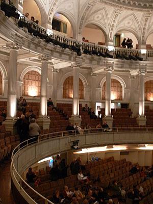 Gabriel-Auguste Ancelet - Théâtre Impérial de Compiègne