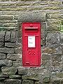 Cononley Postbox - geograph.org.uk - 1243603.jpg
