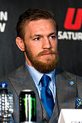 Conor McGregor, UFC 189 World Tour London.jpg