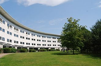 University of East Anglia - Constable Terrace, UEA accommodation