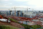 Construção do estádio do Corinthians.JPG