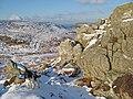 Conwy Rhyolite outcrop - geograph.org.uk - 1655040.jpg