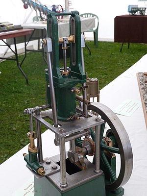 Stuart Turner (engineer) - James Coombes' table engine