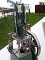 Coombes' table engine, Abergavenny steam rally 2012.jpg