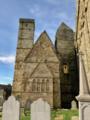 Cormac's Chapel, Rock of Cashel, Caiseal, Éire (32717804208).png