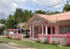 Cortes, Bohol - Main Health Station