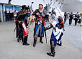 Cosplayers of Assassin's Creed in PF22 20150509a.jpg