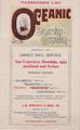 Cover Oceanic Steamship Company SS Australia Passenger List 1899.png
