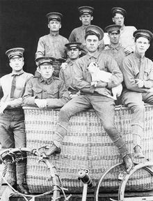 Signal corps united states army wikipedia first military assigned to the army signal corps ballooning program publicscrutiny Images