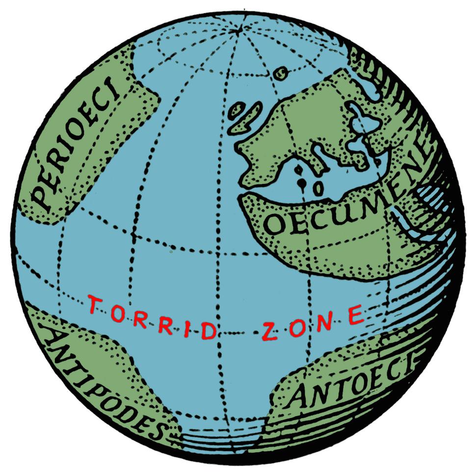 Crates Terrestrial Sphere