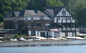 Crescent Boat Club - Image: Crescent Pennsylvania 2010