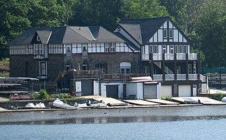 Crescent Boat Club - Image: Crescent Pennsylvania 2010