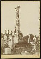 Croix de cimetière de Saint-Germain-de-la-Rivière - J-A Brutails - Université Bordeaux Montaigne - 0618.jpg