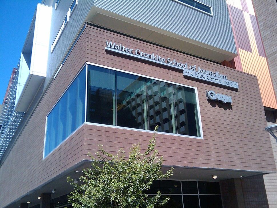Cronkite School ASU