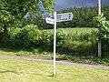 Crossroads at Kirkhouse - geograph.org.uk - 1354142.jpg