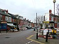 Crossroads at Owen Road, Penn Fields, Wolverhampton - geograph.org.uk - 1735269.jpg