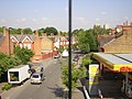 Croxted Road, West Dulwich, from the train - geograph.org.uk - 2439298.jpg