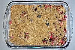 definition of crumble