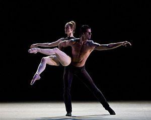 Julie Kent (dancer) - Julie Kent with Marcelo Gomes