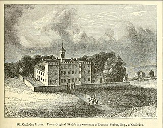 Siege of Culloden House (1745)