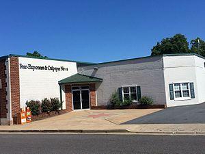 Culpeper Star-Exponent - Image: Culpeper Star Exponent